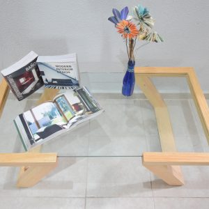 Diseño de muebles - mesa de centro